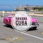 Havana Cuba Travel Guide Abstract Heaven