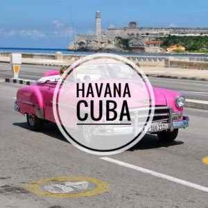 Havana Cuba Travel Guide Abstract Heaven