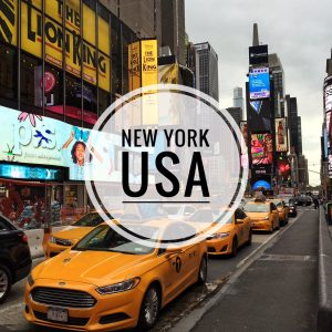 New York USA Travel Guide Abstract Heaven